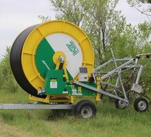 Дождевальная машина барабанного типа ДМ 500/110 Харвест - Сельхоз техника в Симферополе