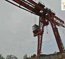 Кран козловой КС32-32Б - Продажа в Крыму