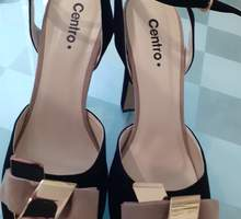 Продам женские новые босоножки из искусственной замши - Женская обувь в Севастополе
