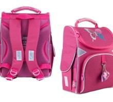 Рюкзак оротопедический школьный Kite GoPack Education Butterfly and roses GO21-5001S-1 - Товары для школьников в Севастополе