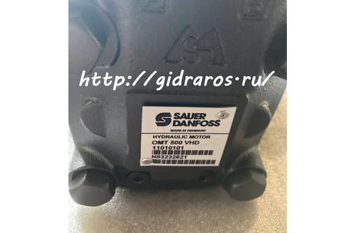 Гидромоторы Sauer Danfoss серии ОМТ - Для малого коммерческого транспорта в Черноморском
