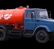 Требуется водитель на грузовую автоцистерну, зарплата от 45000 рублей - Автосервис / водители в Симферополе