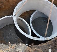 Колодезные кольца (септики) - Сантехника, канализация, водопровод в Севастополе