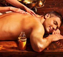 Релаксирующий массаж всего тела для мужчин - Массаж в Крыму