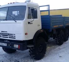 КАМАЗ 43118 бортовой - Грузовые автомобили в Ялте