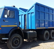 КАМАЗ 65115 ломовоз - Грузовые автомобили в Ялте