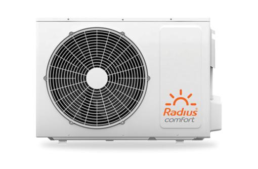 Кондиционеры radius comfort RA-CO07HP (завод AUX) - Кондиционеры, вентиляция в Севастополе