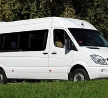 Пассажирские перевозки по Крыму и за его пределы - Автобусы в Черноморском