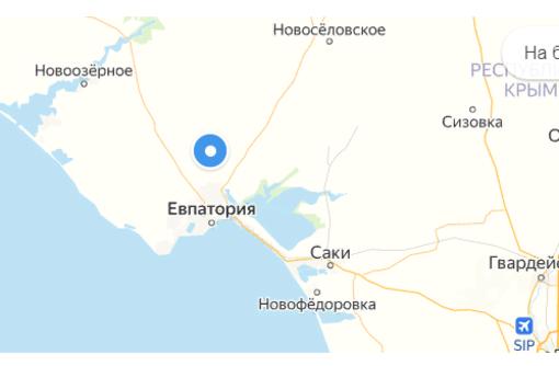 Продается земельный участок с.Суворовское, Сакский р-он,СНТ «Оазис». Площадь участка 12 соток. - Участки в Саках