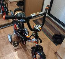 Продам детский велосипед Maxxpro Б.У в хорошем состоянии, возраст: 3-4 года. - Спорттовары в Севастополе
