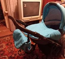 Продам детскую коляску со сменными блоками - Коляски, автокресла в Севастополе