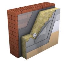 Утепление фасада каменной ватой с быстрой доставкой в Севастополе - Фасадные материалы в Севастополе