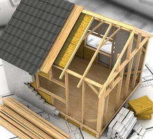 Каркасно-сборные дома в Симферополе – современное качество по приемлемым ценам! - Строительные работы в Симферополе