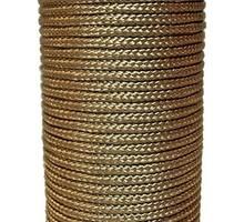 Шнур базальтовый плетенный 8мм (50м) - Изоляционные материалы в Севастополе