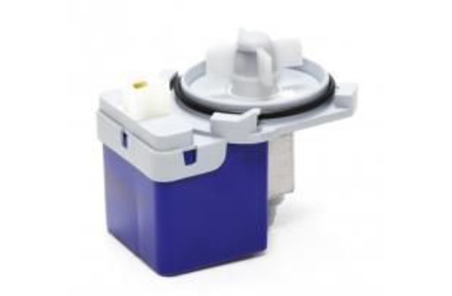 Насос (помпа) стиральной машины Bosch-Siemens 142370 PMP023BO (GRE 30W, 4 защелки) - Стиральные машины в Севастополе