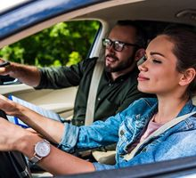 Автошкола в Джанкое – «Авто-Успех»: права на категории «А» и «В» - Автошколы в Джанкое