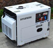 ТО-1 (ТО-250) ДГУ HYUNDAI DHY 8000 SE 5.5 кВт/5.5 кВА  (годовое) - Электрика в Симферополе