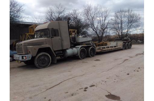 Аренда: бортовые машины гп 20 тонн , самосвал, автокраны  трал гп 40 тонн. - Грузовые перевозки в Севастополе