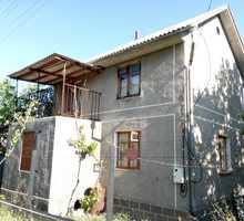 Продам отличную жилую дачу 98м в живописном месте с. Перевальное - Дачи в Симферополе