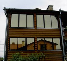 Пленка на окна, балконы, лоджии. Обучение по нанесению. - Балконы и лоджии в Симферополе