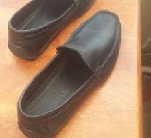 Кожаные мокасины - Мужская обувь в Севастополе