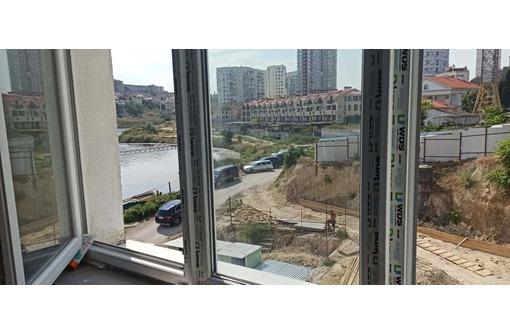 Апартаменты-студия, у моря 32 м², 3/7 эт Яхтклуб по Фадеева - Квартиры в Севастополе