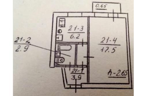 Продам 1-к квартиру 31м² 1/5 этаж - Квартиры в Севастополе