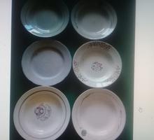 Обеденные тарелки - Посуда в Симферополе