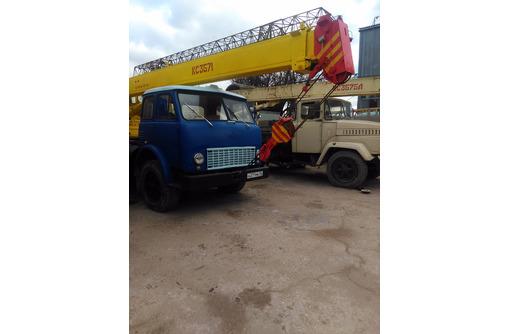 Авто и гусеничные краны  длинномеры (шаланды) 13,6 м гп 20 тонн - Грузовые перевозки в Севастополе