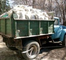 Вывоз мусора, хлама, грунта. Демонтажные работы. Быстро и качественно. - Вывоз мусора в Севастополе