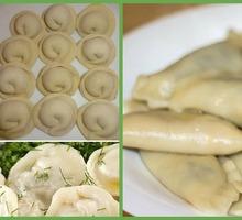 Ручная лепка домашних пельменей и вареников - Эко-продукты, фрукты, овощи в Крыму