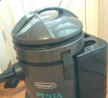 Продам  моющий пылесос  Delongi Penta Multivac производства Италия. б\у.. - Пылесосы и пароочистители в Симферополе