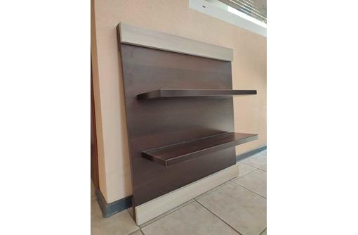 Полка навесная, орех темный, разм705 на 225 на 805 - Мебель для прихожей в Севастополе