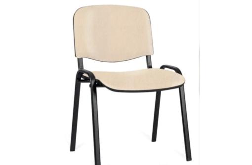 Стулья новые, в упаковке. Офисный стул ISO. Кожзам. По закупочной цене! - Мебель для офиса в Севастополе