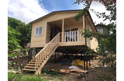 Каркасные дома в Севастополе - компания «Полесье»: качественно, доступно! - Строительные работы в Севастополе