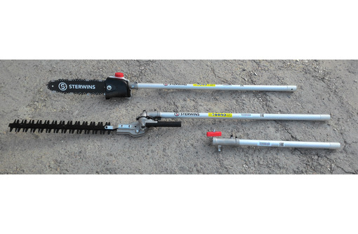 Фирменный комплект насадок для бензокос (триммеров) - Садовый инструмент, оборудование в Севастополе