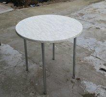 Столы для бара круглые д80 см верзалитовые - Столы / стулья в Севастополе