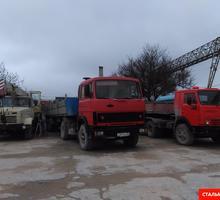 Аренда автокрана бортовые машины гп 20 тонн , самосвал . - Строительные работы в Севастополе
