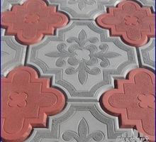 Тротуарная плитка Ромашка 4,5см - Отделочные материалы в Крыму