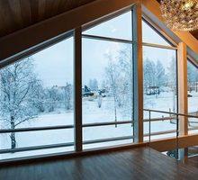 Панорамное остекление и витражные окна для дома - Окна в Крыму