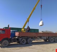 Аренда: бортовые машины длинномеры  20 тонн , автокраны, специализированный трал гп 40 тонн. - Грузовые перевозки в Севастополе