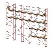 Сдам фасадные строительные леса в аренду - Инструменты, стройтехника в Севастополе