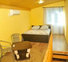 Сдам 2-комнатный, 2-х этажный номер с кухней. Оленевка. - Аренда домов, коттеджей в Черноморском