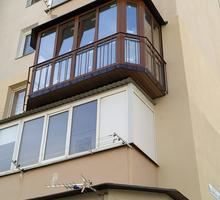Окна, балконы, лоджии в Севастополе – фирма «Ваш выбор»: гарантированно высокий результат! - Балконы и лоджии в Севастополе