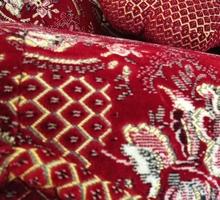 Диван классика бордовый - Мягкая мебель в Феодосии