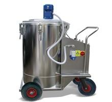 Молочное такси на 150 литров - Сельхоз техника в Евпатории