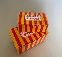 Упаковка для фаст фуда - Посуда в Феодосии