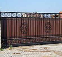 Ворота Феодосия - Заборы, ворота в Феодосии