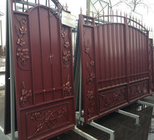 Ворота Бахчисарай - Заборы, ворота в Бахчисарае