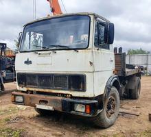 Бортовой грузовик МАЗ 53371 - Грузовые автомобили в Симферополе